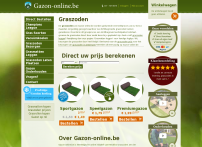 Gazon-online.be; Graszoden