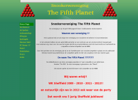 Snookervereniging The Fifth Planet