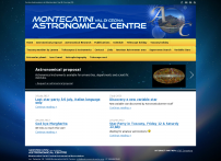 Montecatini Astronomical Centre | Montecatini Val Di Cecina (PI)