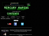 The Mercury Rapids Website