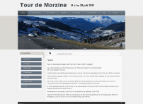 Tour de Morzine - Home