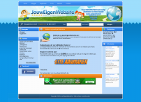 JouwEigenWebsite.be - Gratis je eigen website