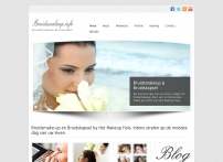Bruidsmake up | Bruidsmakeup | Visagistes bekend van TV, Film & Theater