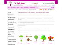 Kinderkamer stickers