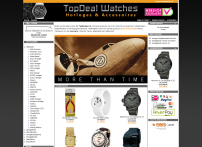 TopDeal Watches   Horloges & Accessoires