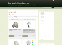 Led Verlichting Lampen