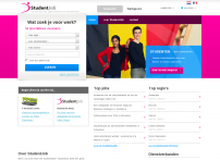 StudentJob.be, de website voor studentenjobs, vakantiejobs en stages - StudentJob.be