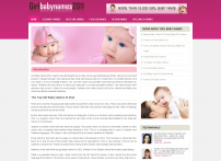 New Girl Name | girlbabynames2011.com