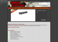 Urban Survival - Adventure Gear