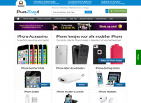 Apple iPhone Accessoires | Snel Geleverd | iPhone2Day.nl