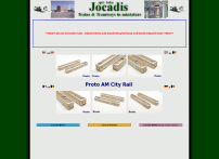 Jocadis :: Trains & Tramways in Miniature