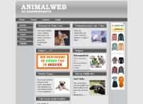 Animalweb De Dieren Website Animalweb