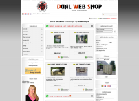Home - Dual Web Shop