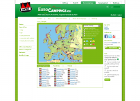 ACSI Eurocampings - 8.600 by ACSI inspected campings / camp sites in Europe!