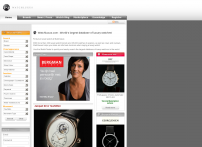 Luxury watches, swiss watches, Breitling watches, Hublot Big Bang, Omega watches, Patek Philippe watches, Louis Vuitton watches, Rolex watches - Watchluxus.com