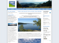 Lipno Lake Resort en Villapark Lipno Dreams || Lipno Lake