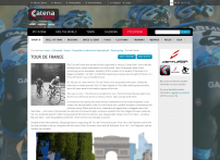 Tour de France Catena Cycling CVBA