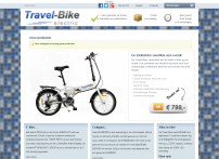 Travel-Bike Elektrische vouwfiets