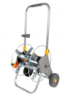Hozelock Pro Ultra Metal Cart 60M
