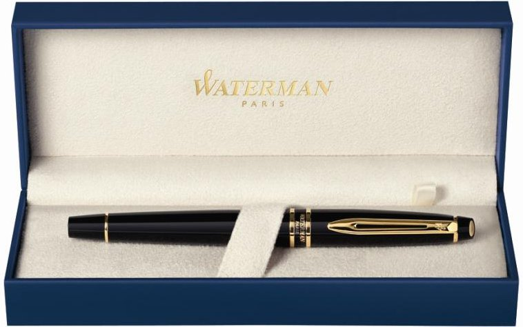 Waterman Hémisphere Stainless Steel CT vulpotlood