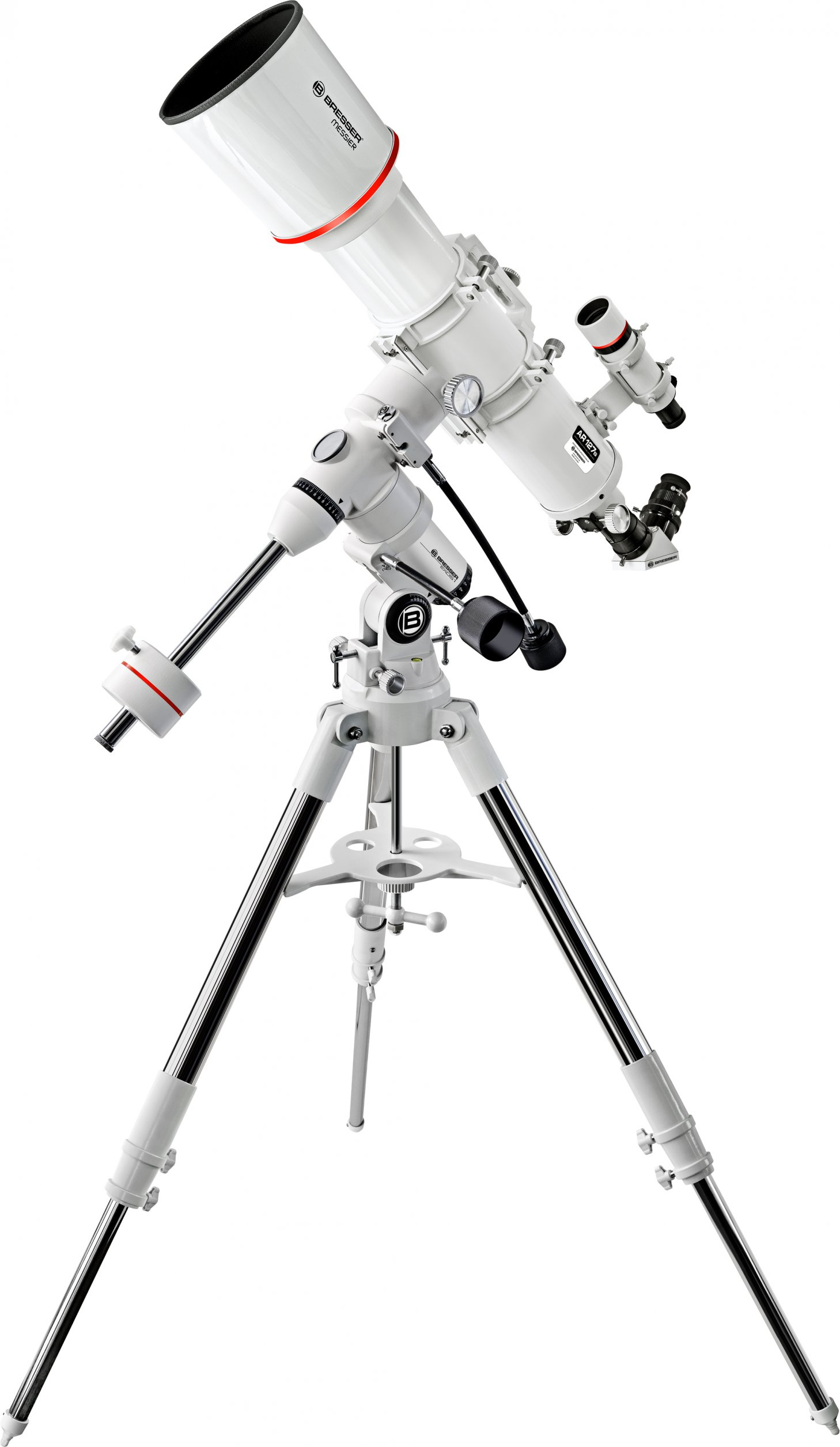 Bresser Messier AR-127S/635 with EXOS1