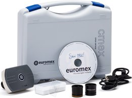 Euromex CMEX Pro 5.0 MP USB Camera