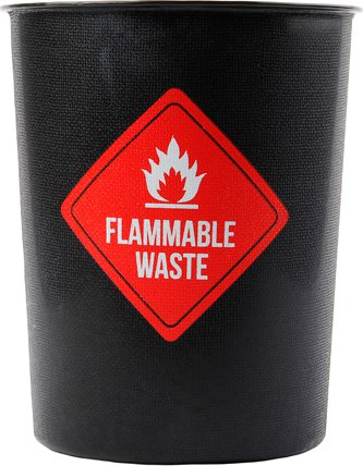 Wanted Flammable Waste
