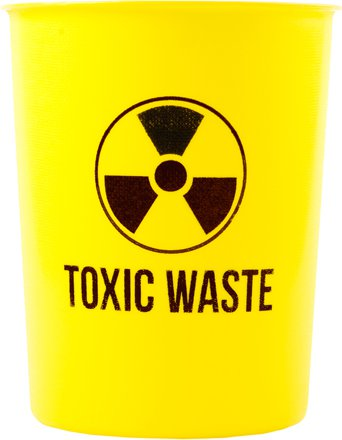 Wanted Toxic Waste