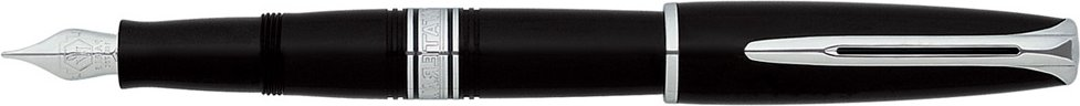Waterman Charleston Black CT vulpen