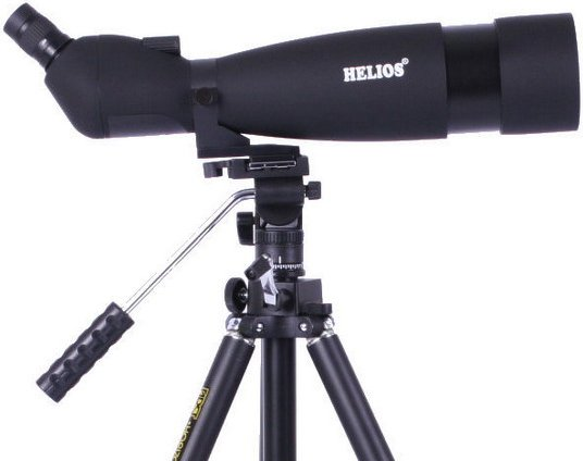 Helios Spotting Scope Fieldmaster A-90 30-90x90 Waterproof + Statief