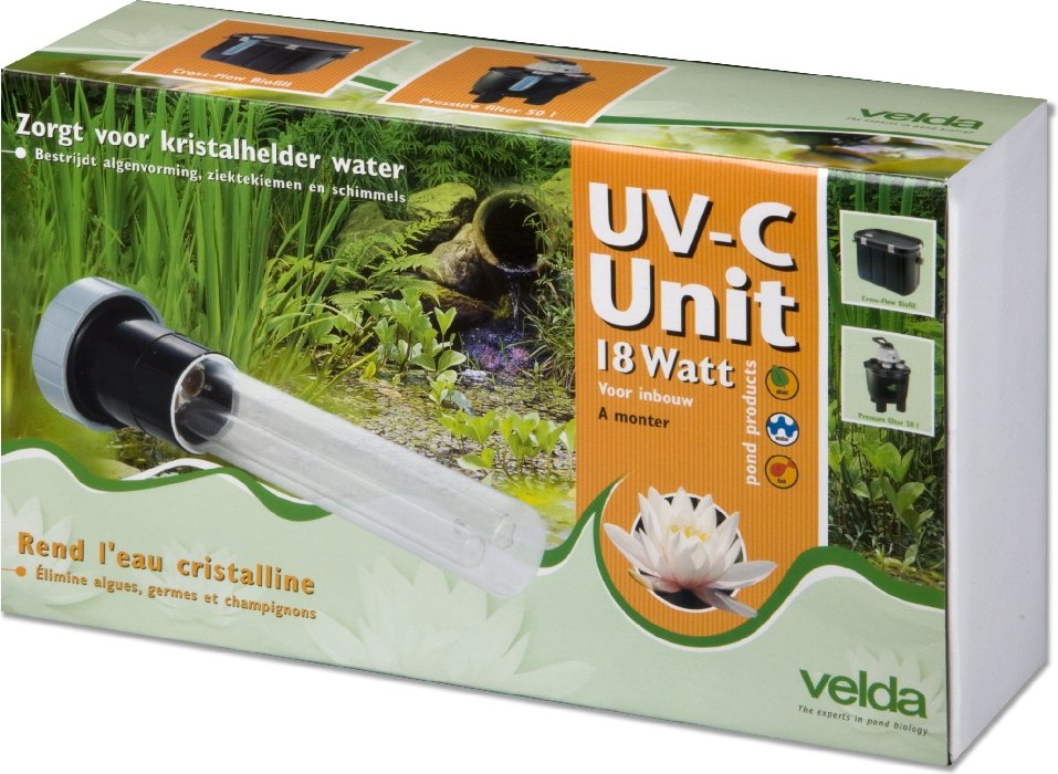 Velda UV-C Unit 18 Watt