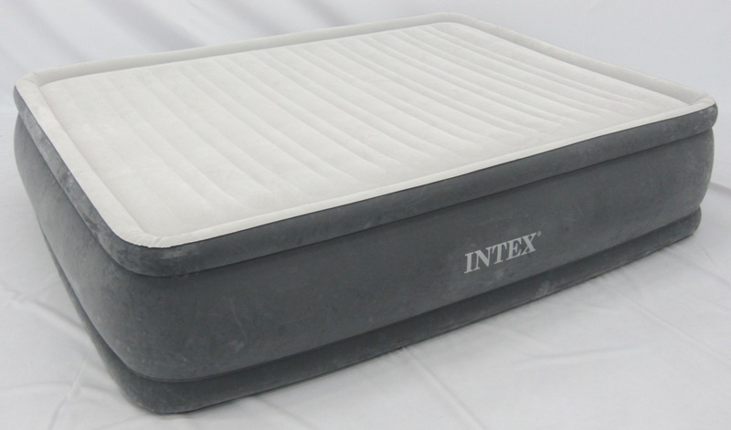 Intex Comfort Plush Elevated Airbed Queen