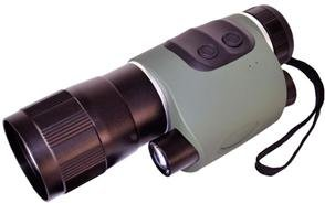 Luna Optics LN-NVM5-HR 5x magnification Night Vision Monocular