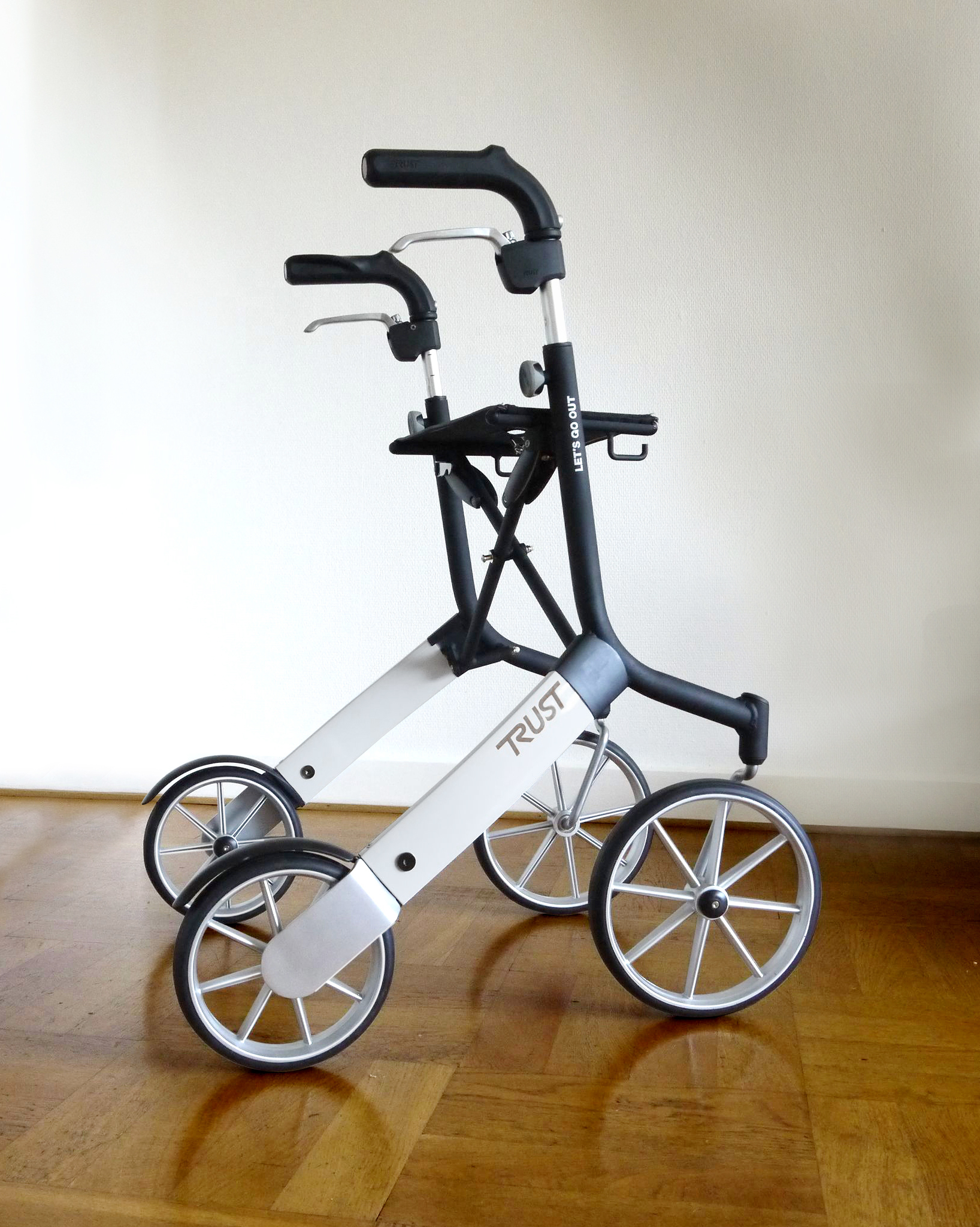 Trust Care Let's Go Out rollator