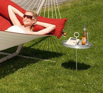 La Siesta Hammock Table