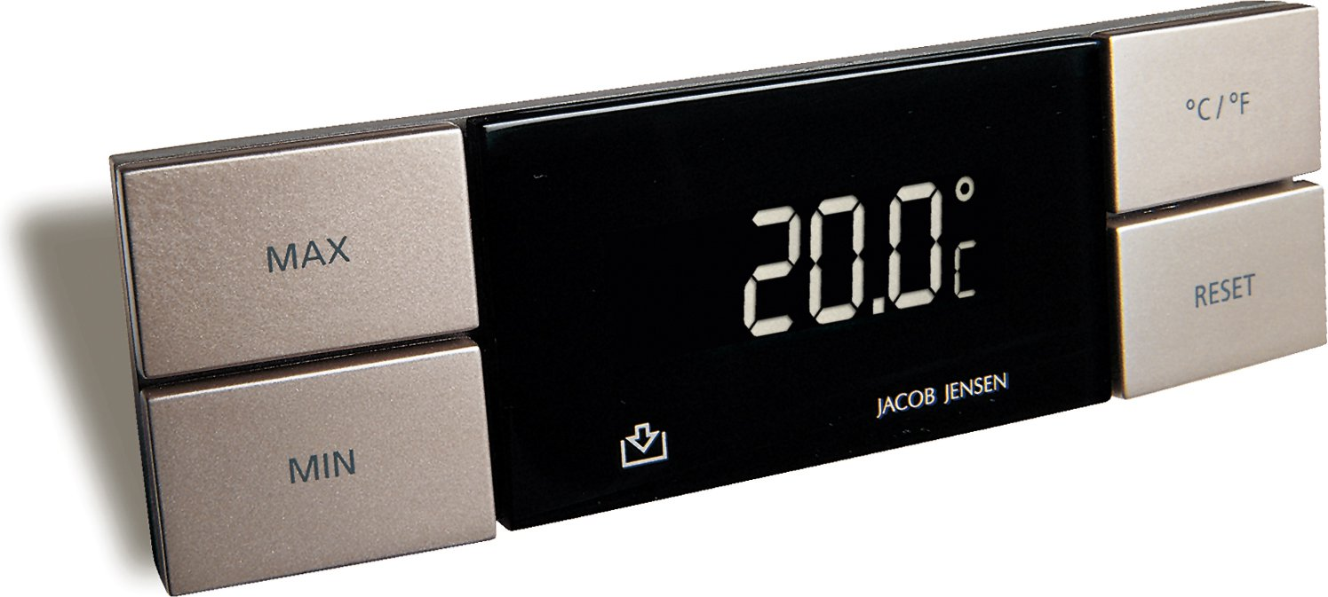 Jacob Jensen Weather Station - Indoor Thermometer