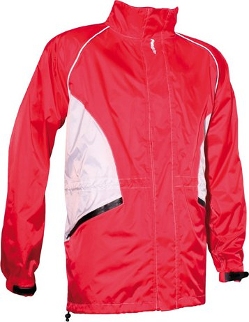 FastRider Ademend Air Rood/Wit heren