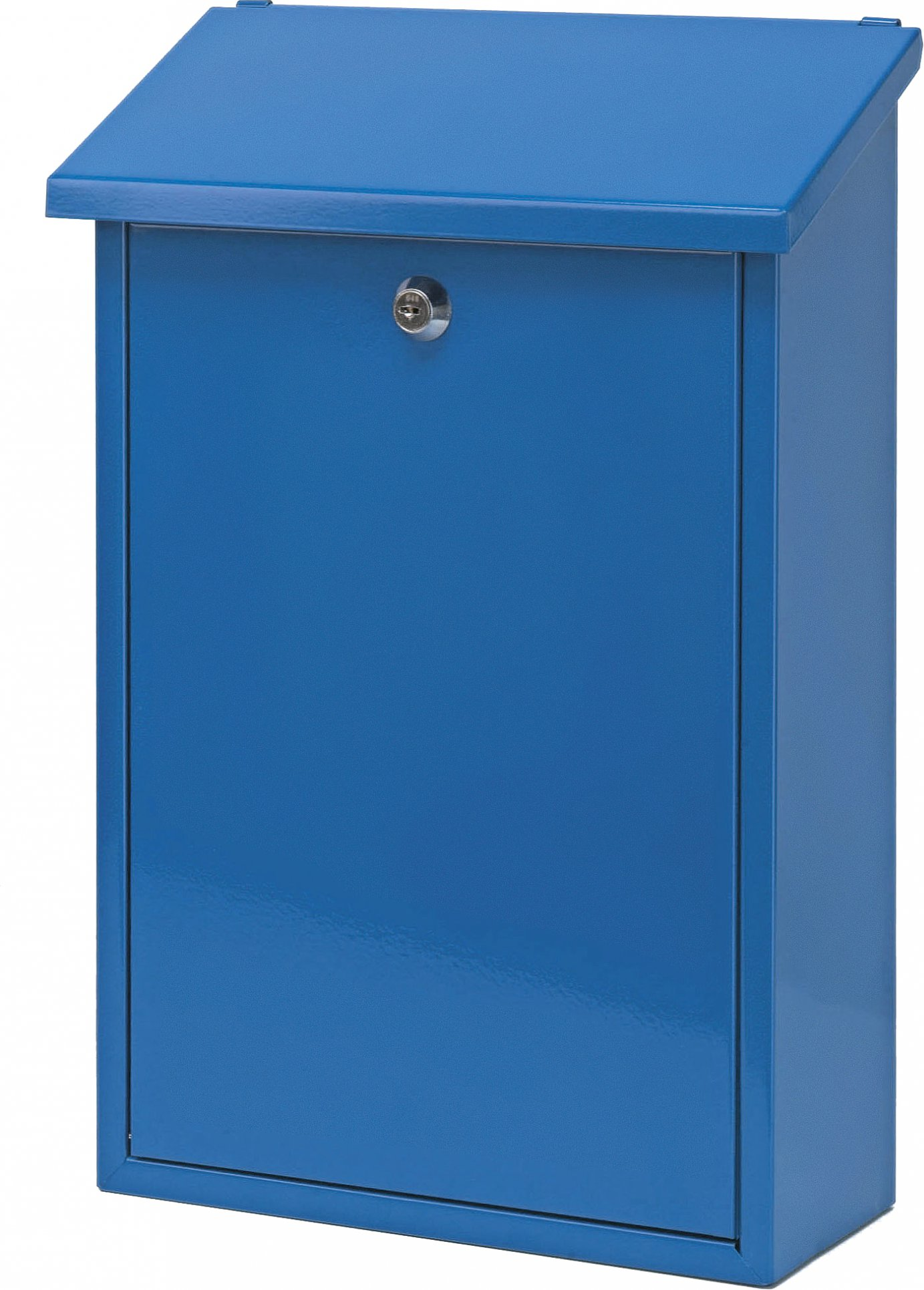 Benton wall mounted mailbox