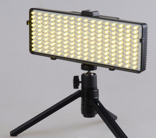 Linkstar LED Lamp VD-6 op Accu