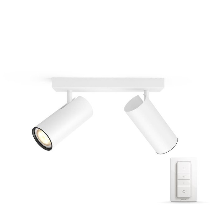Philips Hue Buratto Duo spotlamp