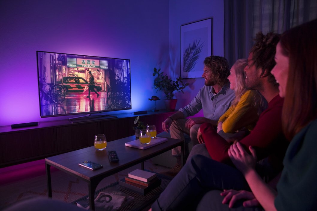 Philips Hue Play lichtbalk (set van 2)
