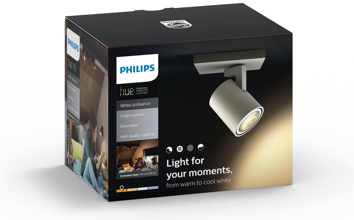 Philips Hue Runner spotlamp uitbreiding