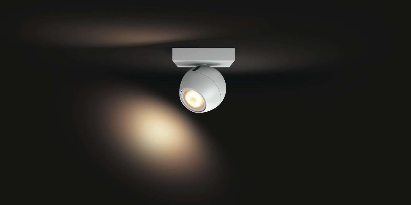 Philips Hue Buckram spotlamp