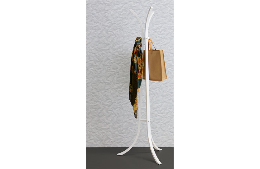 Woood Wiek standing coat rack