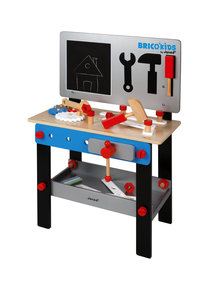Janod Brico'kids DIY magnetic workbench