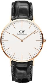 Daniel Wellington Classic Reading Rosé 40mm horloge