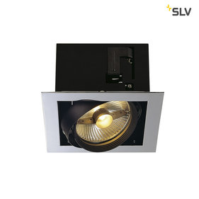 SLV Aixlight Flat Single inbouwspot