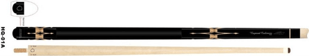 Raymond Ceulemans HQ-01A Carom billiard cue