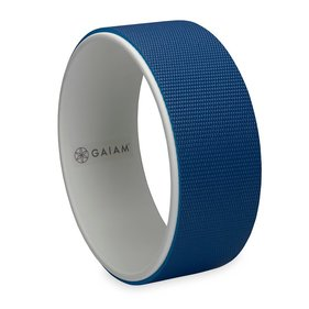 Gaiam Blue Yoga Wheel
