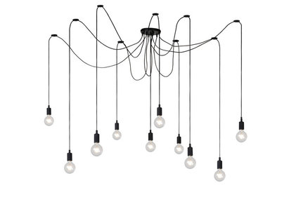 Lucide - FIX MULTIPLE - Hanglamp - 08408/10